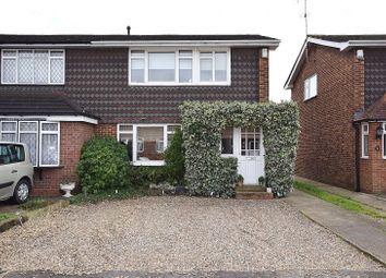 Thumbnail 3 bedroom semi-detached house for sale in Oak Dene Close, Hornchurch