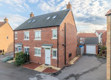 Thumbnail 3 bed property for sale in Dairy Way, Norton, Malton