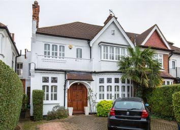 Thumbnail 6 bed semi-detached house for sale in Etchingham Park Road, Victoria Park, London