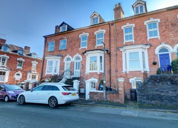 Thumbnail 4 bed terraced house for sale in Richmond Road, Worcester