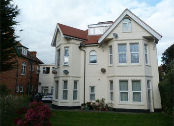 Thumbnail 1 bedroom flat for sale in 10 Percy Road, Bournemouth, Dorset