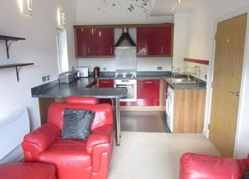 Thumbnail 2 bedroom flat to rent in Neptune Apartments, Phoebe Road, Copper Quarter, Swansea.