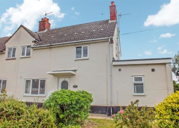 Thumbnail 3 bedroom semi-detached house to rent in High Street, Offord D'arcy, St. Neots