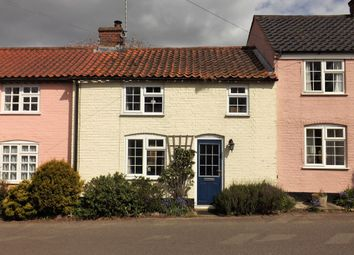 Thumbnail 2 bed cottage for sale in Norfolk Road, Wangford, Beccles