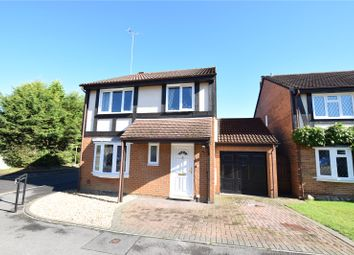 Thumbnail 4 bed detached house for sale in Leafield Copse, Bracknell, Berkshire
