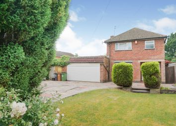 Thumbnail 3 bed detached house for sale in Aqueduct Road, Shirley, Solihull