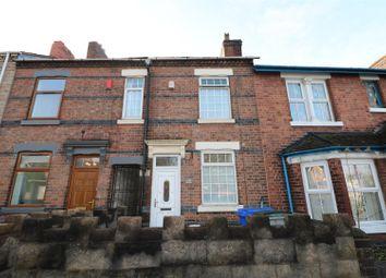 Thumbnail 2 bedroom terraced house for sale in Werrington Road, Bucknall, Stoke-On-Trent
