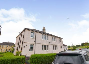 Thumbnail 2 bed flat for sale in Lochfield Road, Paisley