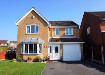 Thumbnail 4 bed detached house for sale in Turnley Road, South Normanton