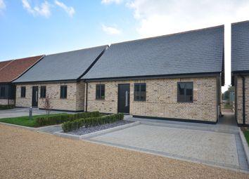 Thumbnail 3 bed detached house for sale in Kemps Farm Mews, Plot 16, Dennises Lane, South Ockendon, Essex