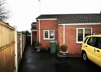 Thumbnail 2 bed semi-detached bungalow to rent in Whittaker Road, Rainworth, Mansfield, Nottinghamshire