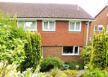 Thumbnail 3 bed end terrace house for sale in Leyburne Road, Dover, Kent