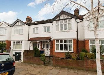 Thumbnail 3 bed terraced house for sale in Westbourne Avenue, London