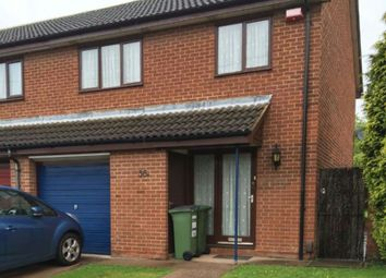 3 bed semi-detached house to rent in Little Glen Road, Glen Parva, Leicester LE2