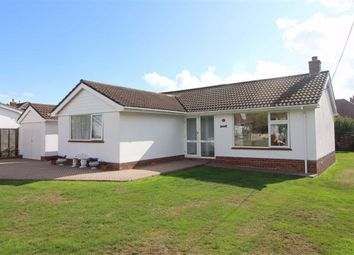 Thumbnail 2 bed detached bungalow for sale in Waverley Road, New Milton