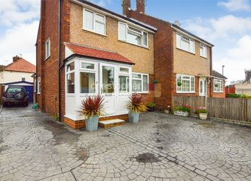 Thumbnail 3 bed semi-detached house for sale in Woodcote Close, Cheshunt, Hertfordshire