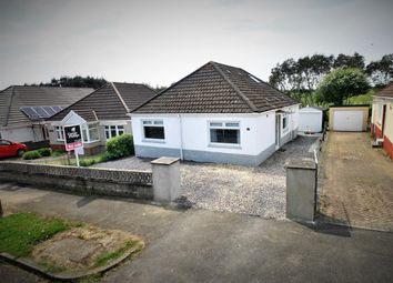 Thumbnail 4 bed bungalow for sale in Belvedere Close, Kittle, Swansea