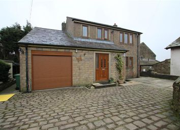 Thumbnail 6 bed detached house for sale in New House Lane, Queensbury, Bradford