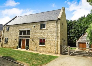 Thumbnail 4 bedroom detached house for sale in Baston, Peterborough