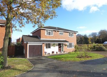 Thumbnail 4 bedroom detached house for sale in Coniston Drive, Priorslee, Telford, Shropshire