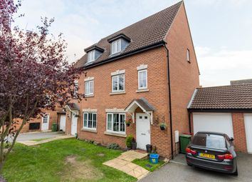 Thumbnail 3 bed property for sale in Saffre Close, Winterton, Scunthorpe