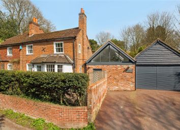 Thumbnail 4 bed detached house for sale in Knowl Hill, Reading