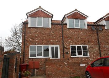 Thumbnail 2 bed semi-detached house to rent in High Street, Messingham, Scunthorpe