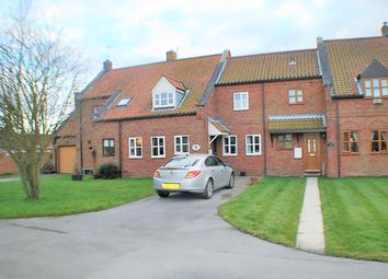Thumbnail 4 bed terraced house for sale in Abbotts Gardens, Cawood, Selby