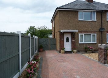 Thumbnail 2 bed semi-detached house for sale in Garth Road South, Mochdre, Colwyn Bay