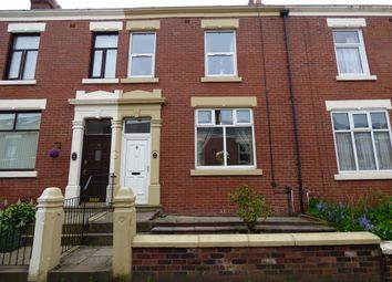 3 bed terraced house for sale in Ruskin Street, Preston PR1