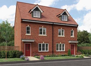 "Thumbnail 4 bedroom semi-detached house for sale in ""Rolland"" at Hind Heath Road, Sandbach"