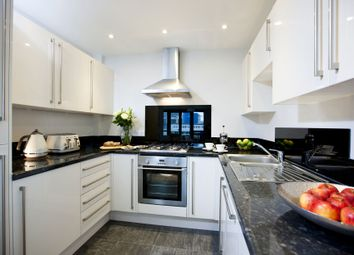Thumbnail 1 bed flat for sale in The Crescent, Plymouth