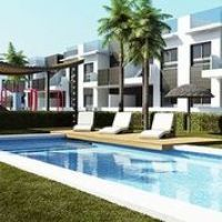 Thumbnail 3 bed maisonette for sale in Pilar De La Horadada, Costa Blanca, Valencia, Spain