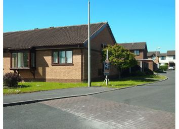 Thumbnail 2 bed semi-detached bungalow for sale in Redwood Drive, Bare, Morecambe