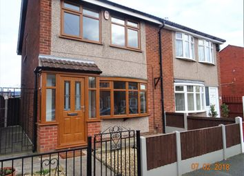 Thumbnail 3 bed semi-detached house to rent in Edale Road, Leigh