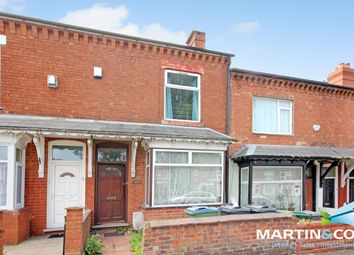 Thumbnail 2 bed terraced house for sale in Rawlings Road, Bearwood