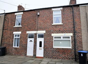 Thumbnail 2 bed terraced house for sale in Dilks Street, St. Helen Auckland, Bishop Auckland