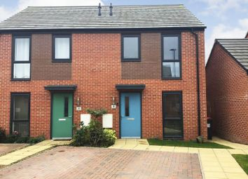 Thumbnail 2 bed semi-detached house for sale in Parkland Avenue, Dawley, Telford