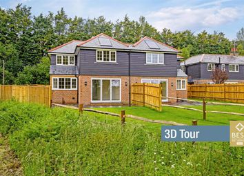 Thumbnail 3 bedroom semi-detached house for sale in Magham Down, Hailsham