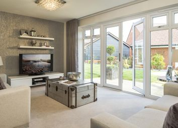 "Thumbnail 3 bed detached house for sale in ""Ashurst"" at Appleton Drive, Basingstoke"