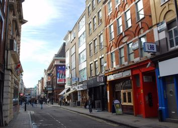 Thumbnail Room to rent in Old Compton Street, Soho, London