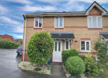 Thumbnail 3 bed end terrace house for sale in Garvey Close, Chepstow