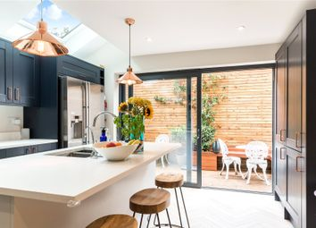 Thumbnail 4 bed terraced house for sale in Ewald Road, Parsons Green, London