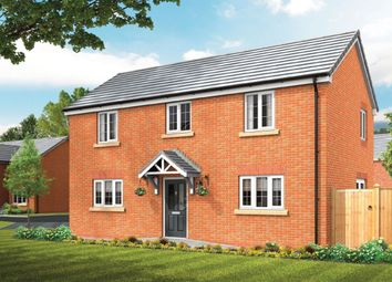 3 bed detached house for sale in Squirrels Chase Off Chestnut Avenue, Shavington, Crewe CW2