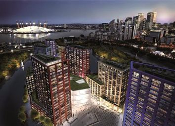 Thumbnail 1 bedroom flat for sale in Caledonia House, London City Island