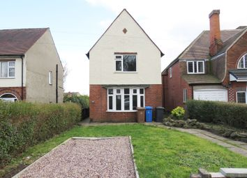 Thumbnail 3 bed detached house for sale in Normanton Lane, Littleover, Derby