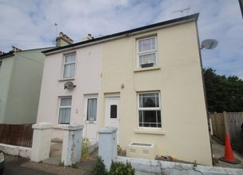 Thumbnail 4 bed maisonette to rent in Victoria Road, Chichester