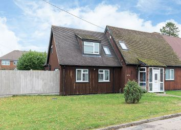 Thumbnail 5 bed semi-detached house for sale in Walnut Crescent, Longwick, Princes Risborough