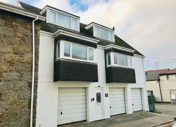 Thumbnail 3 bed semi-detached house for sale in Cornwall Terrace, Penzance