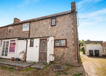 Thumbnail 2 bedroom cottage for sale in West Street, Isleham, Ely